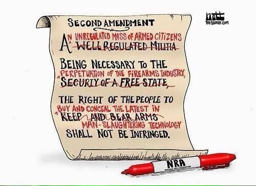 Second Amendment Rewrites